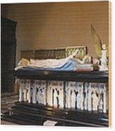 Salle De Gardes - Palace Dijon Wood Print