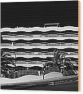 Salou Empty Apartment Properties On The Costa Dorada Catalonia Spain Wood Print