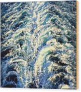 Salt Life Wood Print
