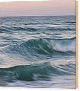 Saltwater Soul Wood Print