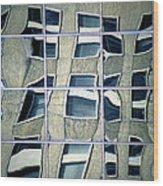 Salvador Dali's House Wood Print