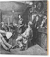 Salvation Army, 1887 Wood Print