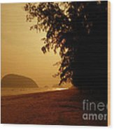 Sam Roi Yod At Dawn 04 Wood Print