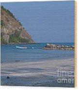 Sam Roi Yod Beach 05 Wood Print