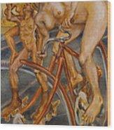 Samadhi On Westminster Bridge Wood Print