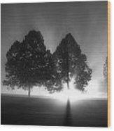Samhain Series 1 Wood Print