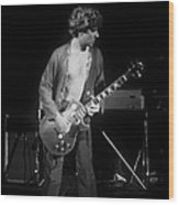 S H In Spokane On 2-2-77 Wood Print