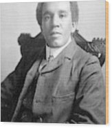 Samuel Coleridge-taylor (1875-1912) Wood Print