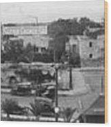 San Antonio 1918 Wood Print