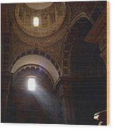 San Biaggio Cathedral Wood Print