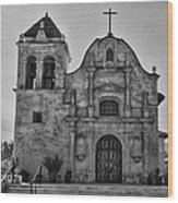 San Carlos Cathedral 2 Wood Print