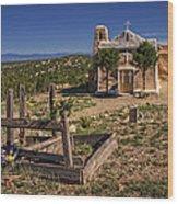San Francisco De Asis Church Wood Print