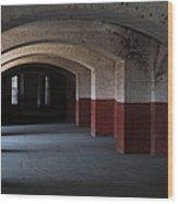 San Francisco Fort Point 5d21543 Wood Print