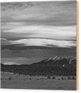 San Francisco Peaks From Williams Wood Print