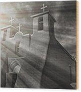 San Fransisco De Asis Wood Print