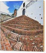 San German 4791a Wood Print