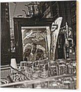 San Gines - Chocolateria - Madrid Wood Print