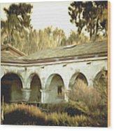 San Juan Capistrano California Wood Print