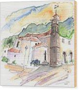 San Juan De La Rambla 05 Wood Print