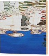 San Lagos Reflection 29424 Wood Print