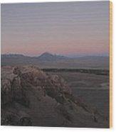 San Pedro De Atacama Wood Print by David  Hawkins