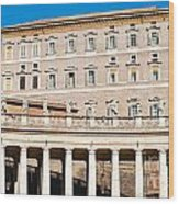 San Peter - Rome - Italy Wood Print