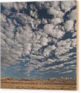 San Rafael Swell Near Goblin Valley Utah Wood Print