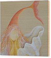 Sand Soul Wood Print