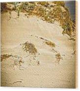 Sands Of Elafonisi Wood Print