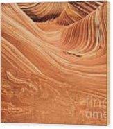 Sandstone 3d Wood Print