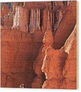 Bryce Canyon Gateway   Wood Print