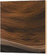 Sandstone Flow Wood Print