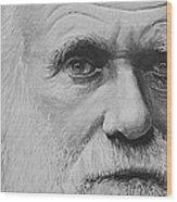 Sandwalk Wood- Charles Darwin.  Wood Print by Simon Kregar