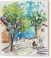 Sanlucar De Barrameda 01 Wood Print