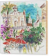 Sanlucar De Barrameda 03 Wood Print