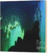 Sans Titre Ix Wood Print by Gerlinde Keating - Galleria GK Keating Associates Inc