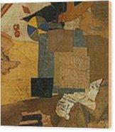 Santa Claus 1922 Wood Print