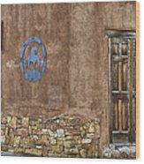 Santa Fe Nm 2 Wood Print
