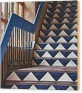 Santa Fe Nm 3 Wood Print