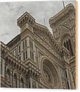 Santa Maria Del Fiore - Florence - Italy Wood Print