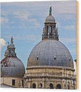 Santa Maria Della Salute Wood Print
