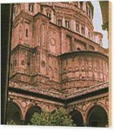 Santa Maria Delle Grazie Wood Print