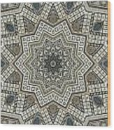 Santa Maria Novella Wood Print by Dawn LaGrave