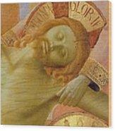Santa Trinita Altarpiece Wood Print