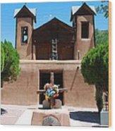 Santuario De Chimayo 2 Wood Print