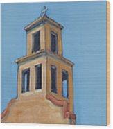 Santuario De Nuestra Senora De Guadalupe Wood Print