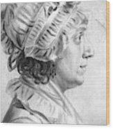 Sarah Tayloe Washington (1765-1835) Wood Print