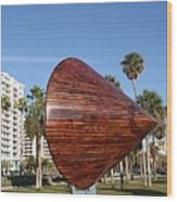 Sarasota - Art 2009 Wood Print