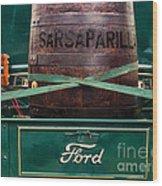 Sarsaparilla Wood Print