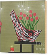 Sassy Decor Wood Print